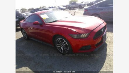 2015 Ford Mustang Coupe for sale 101192373