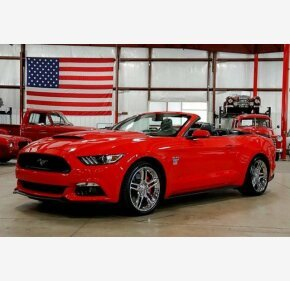 2015 Ford Mustang GT Convertible for sale 101199356