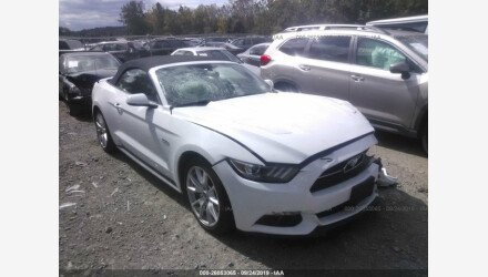 2015 Ford Mustang GT Convertible for sale 101219749