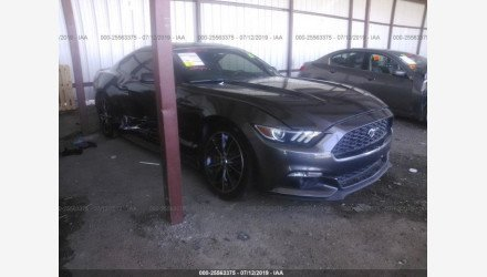 2015 Ford Mustang Coupe for sale 101224464
