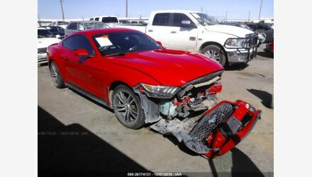 2015 Ford Mustang Coupe for sale 101230343
