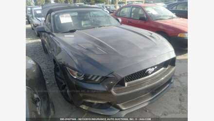 2015 Ford Mustang GT Convertible for sale 101231593