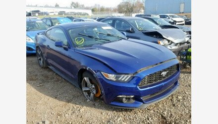 2015 Ford Mustang Coupe for sale 101238578