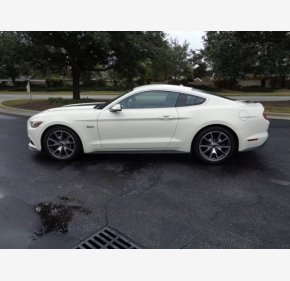 2015 Ford Mustang 50 Years Coupe for sale 101239673