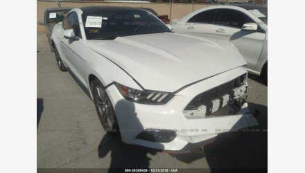 2015 Ford Mustang Coupe for sale 101241155