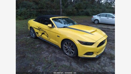 2015 Ford Mustang Convertible for sale 101411409