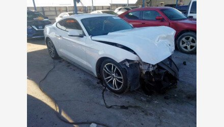 2015 Ford Mustang Coupe for sale 101412429