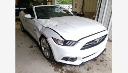 2015 Ford Mustang GT Convertible for sale 101417064