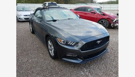 2015 Ford Mustang Convertible for sale 101442056