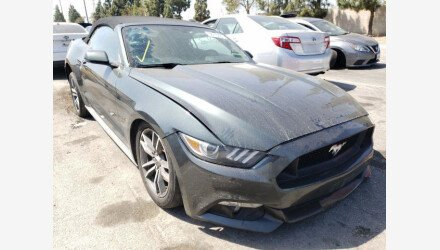 2015 Ford Mustang Convertible for sale 101490916
