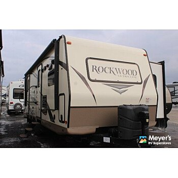 2015 Forest River Rockwood for sale 300209827