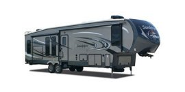 2015 Forest River Sandpiper 355RE specifications