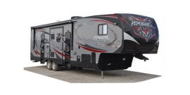 2015 Forest River Vengeance 398V specifications