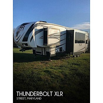 2015 Forest River XLR Thunderbolt for sale 300280804