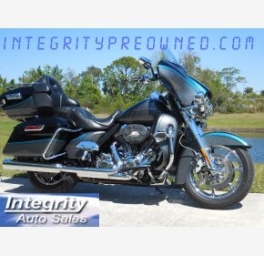 2015 Harley-Davidson CVO for sale 200616260