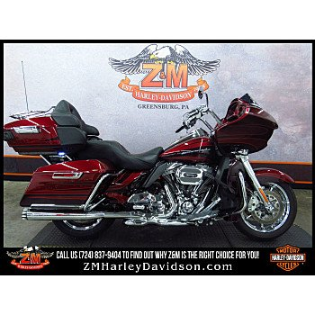2015 Harley-Davidson CVO for sale 200654003