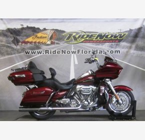 2015 Harley-Davidson CVO for sale 200658013