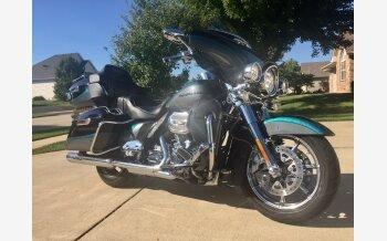 2015 Harley-Davidson CVO for sale 200665005