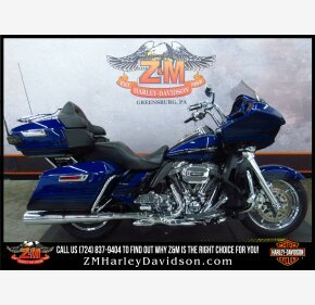 2015 Harley-Davidson CVO for sale 200672034