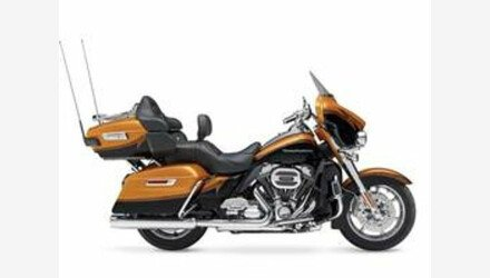 2015 Harley-Davidson CVO for sale 200705941