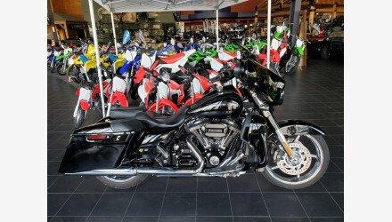 2015 Harley-Davidson CVO for sale 200745537