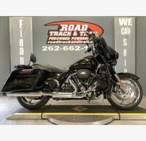 2015 Harley-Davidson CVO for sale 200766566