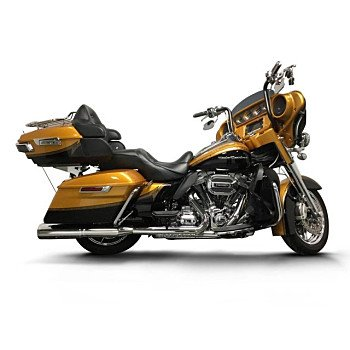 2015 Harley-Davidson CVO for sale 200836370