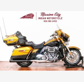 2015 Harley-Davidson CVO for sale 200867290