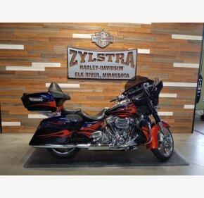 2015 Harley-Davidson CVO for sale 200980365