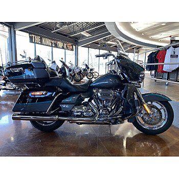 2015 Harley-Davidson CVO for sale 201048086