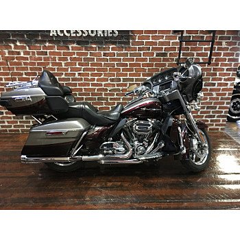 2015 Harley-Davidson CVO for sale 201064118