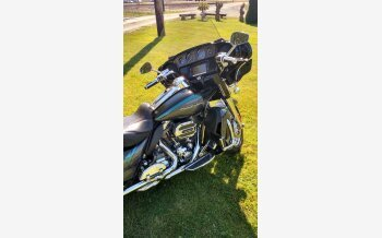 2015 Harley-Davidson CVO for sale 201076144