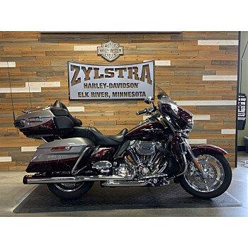 2015 Harley-Davidson CVO for sale 201139767