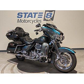 2015 Harley-Davidson CVO for sale 201171957