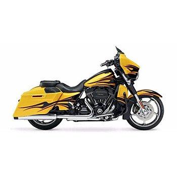 2015 Harley-Davidson CVO for sale 201184760