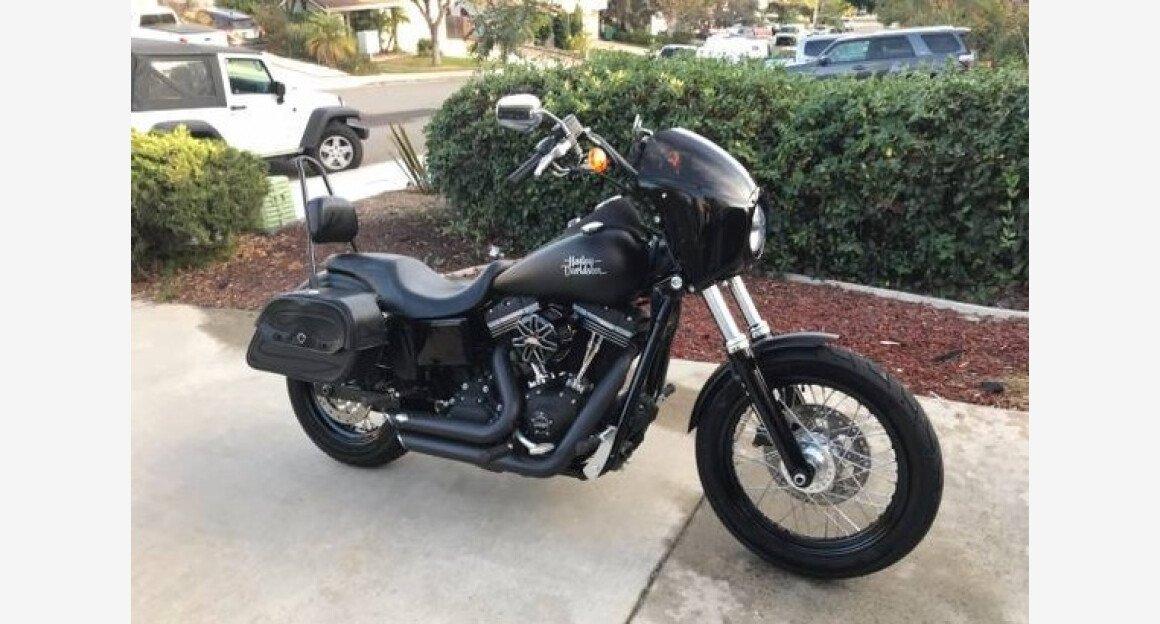 2015 Harley-Davidson Dyna for sale 200519191