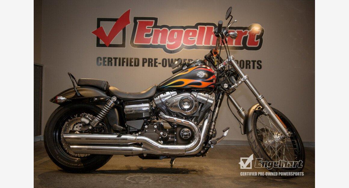 2015 Harley-Davidson Dyna for sale 200560360