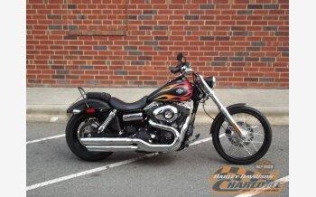 2015 Harley-Davidson Dyna for sale 200580665