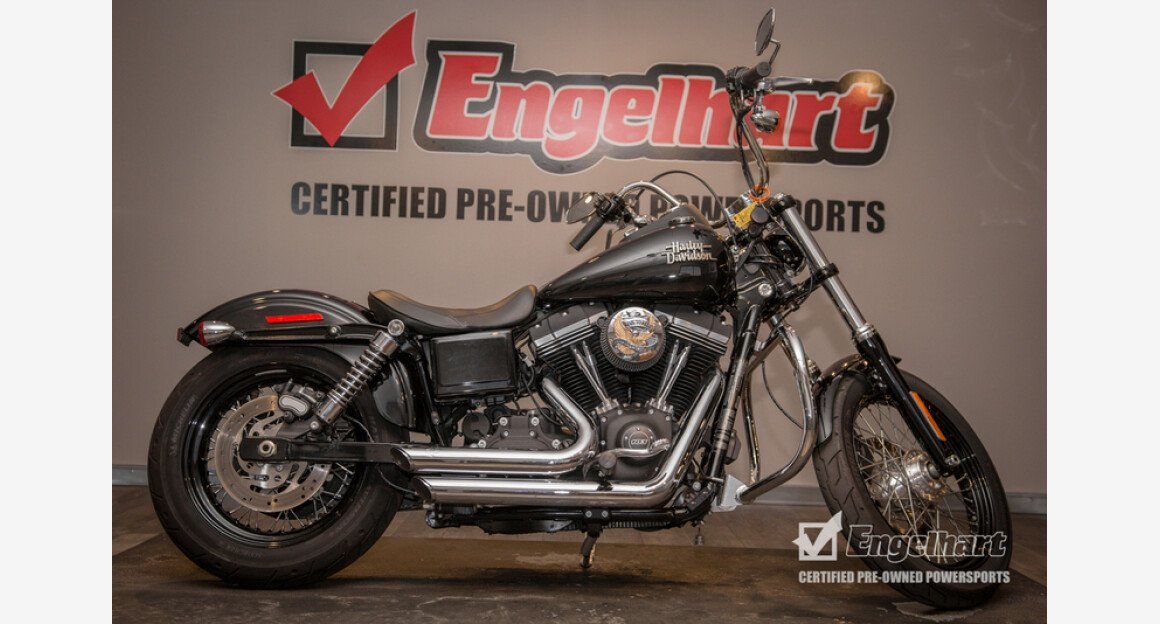 2015 Harley-Davidson Dyna for sale 200602225
