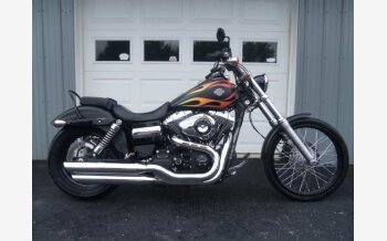 2015 Harley-Davidson Dyna for sale 200618426
