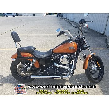 2015 Harley-Davidson Dyna for sale 200637587