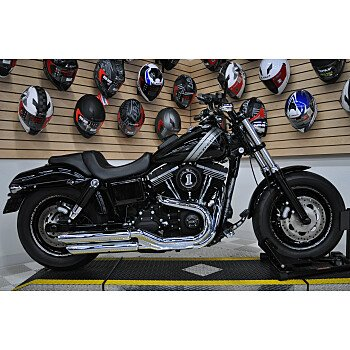 2015 Harley-Davidson Dyna Fat Bob for sale 200696811