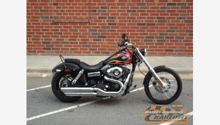2015 Harley-Davidson Dyna for sale 200580665