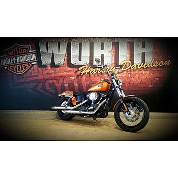 2015 Harley-Davidson Dyna for sale 200757636