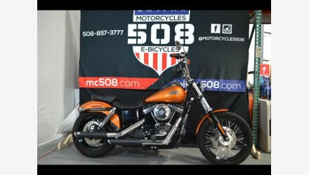 2015 Harley-Davidson Dyna for sale 200917906