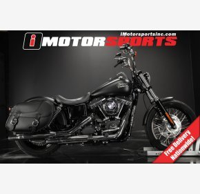 2015 Harley-Davidson Dyna for sale 200928987