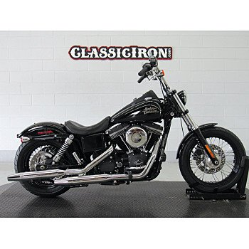 2015 Harley-Davidson Dyna for sale 200934305
