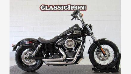 2015 Harley-Davidson Dyna for sale 200945220