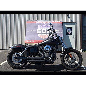 2015 Harley-Davidson Dyna for sale 200972265