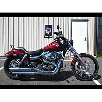 2015 Harley-Davidson Dyna for sale 200975434